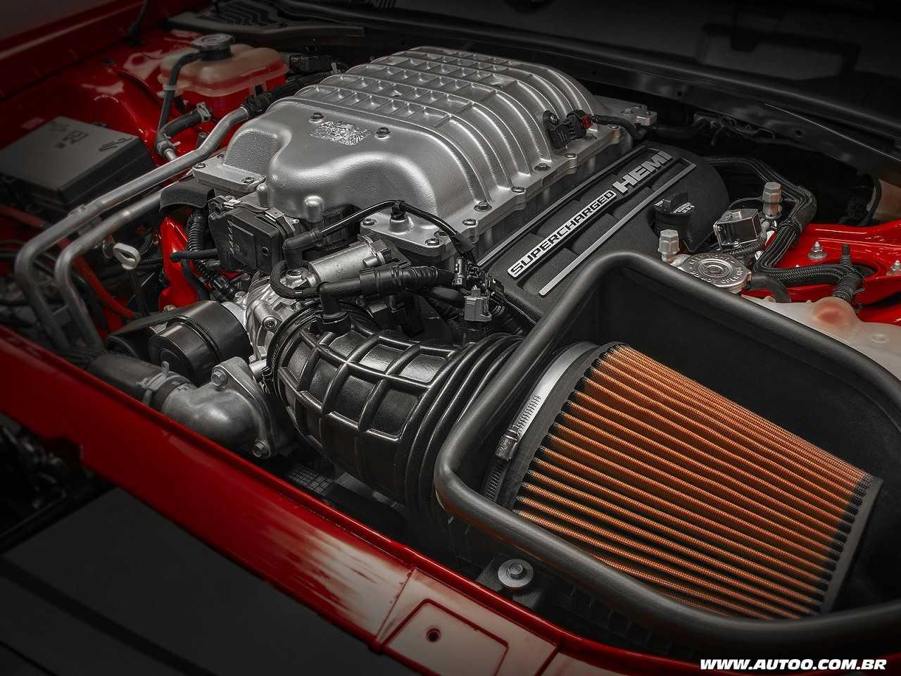 DodgeChallenger 2018 - motor