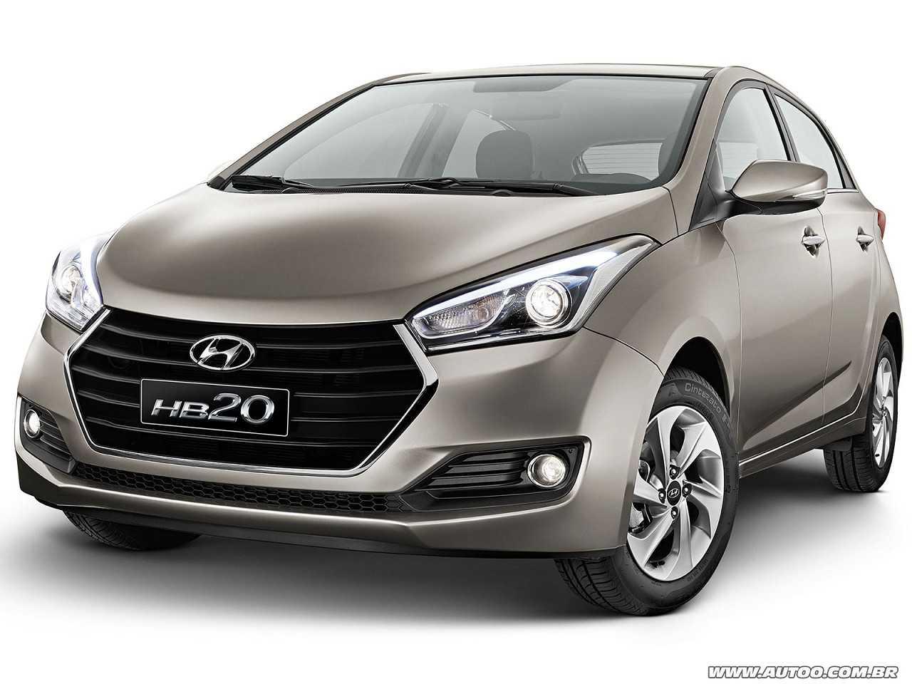 Hyundai HB20 2017