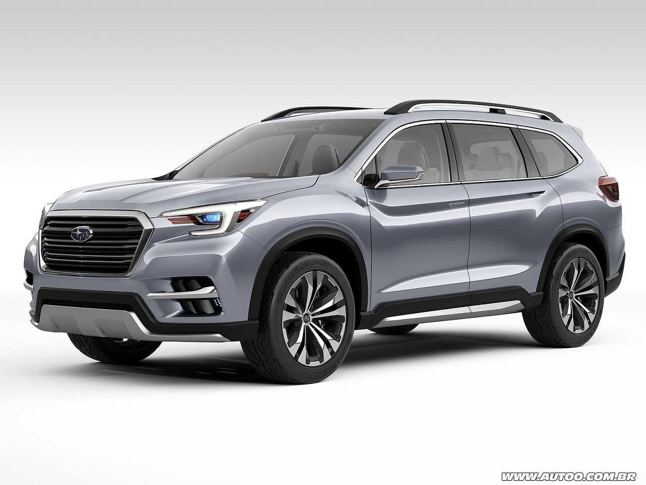 Subaru Ascent 2018