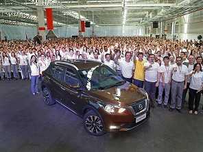 Nissan Kicks agora é brasileiro!