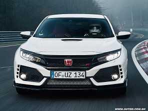 Honda Civic Type R 2017: o carro mais rápido do mundo com tração dianteira