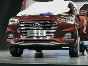 Hyundai ix35 recebe atualização visual na China