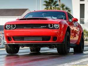 Dodge revela o Challenger SRT Demon de 840 cv!