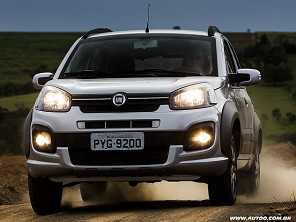 Teste: Fiat Uno Way 1.3 Dualogic