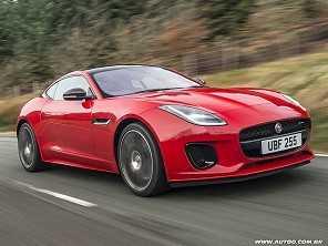 Jaguar F-Type ganha opção 2.0 turbo na Europa