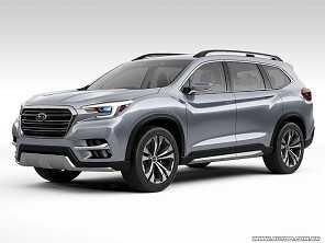 Subaru Ascent surge como conceito nos EUA