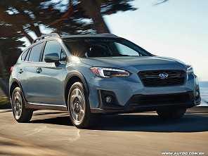 Subaru XV estreia nova geração nos EUA
