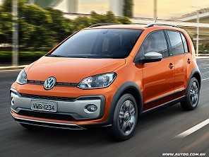 Com pequenas mudanças, VW up! 2018 estreia por R$ 37.990