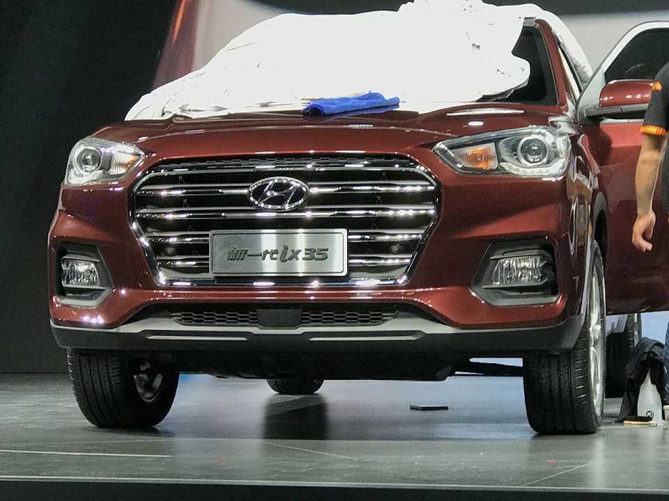 Facelift do Hyundai ix35 na China