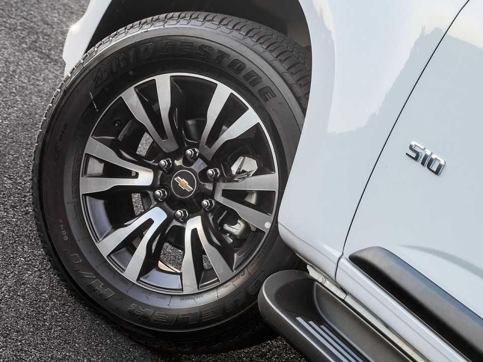 ChevroletS10 2018 - rodas