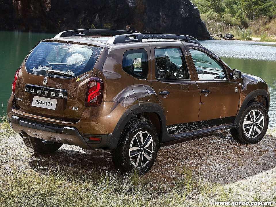 Renault Volta A Oferecer O Duster Dakar Ii
