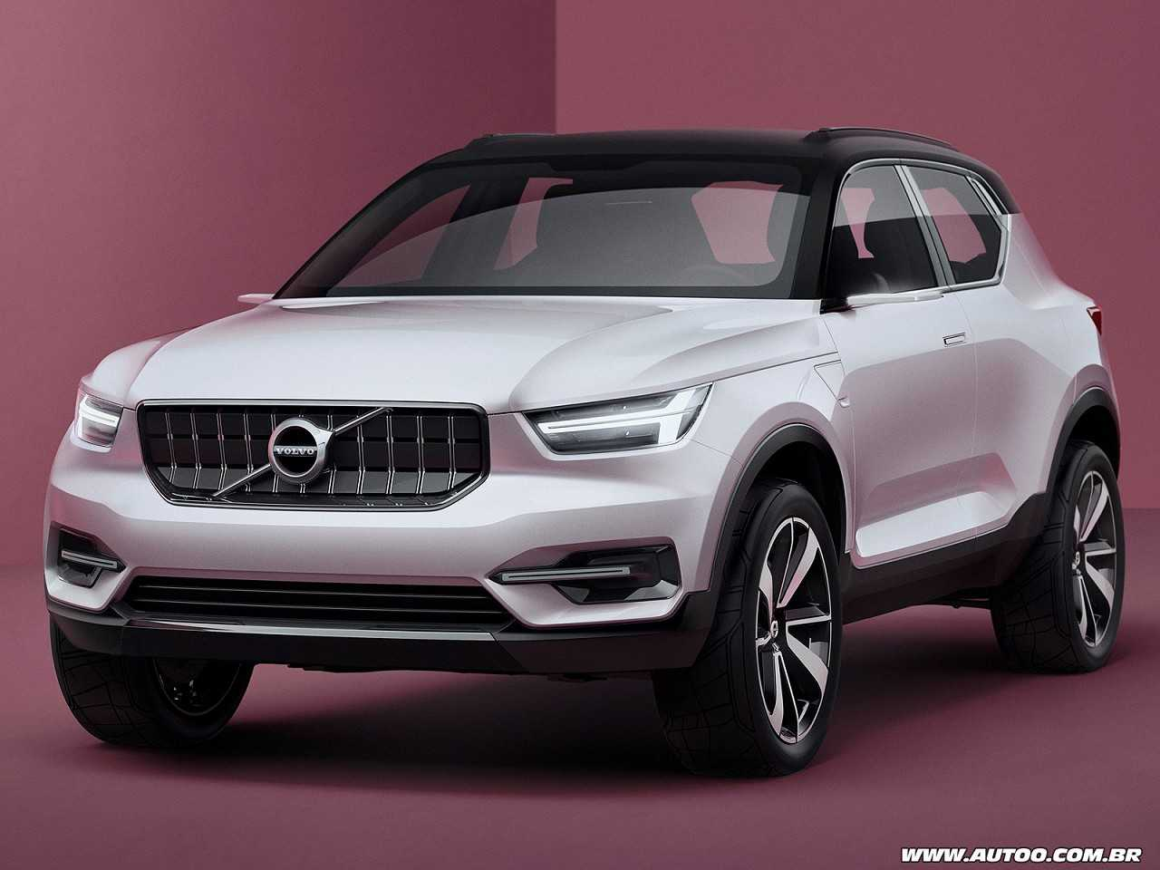 Volvo 40.1 (conceito)