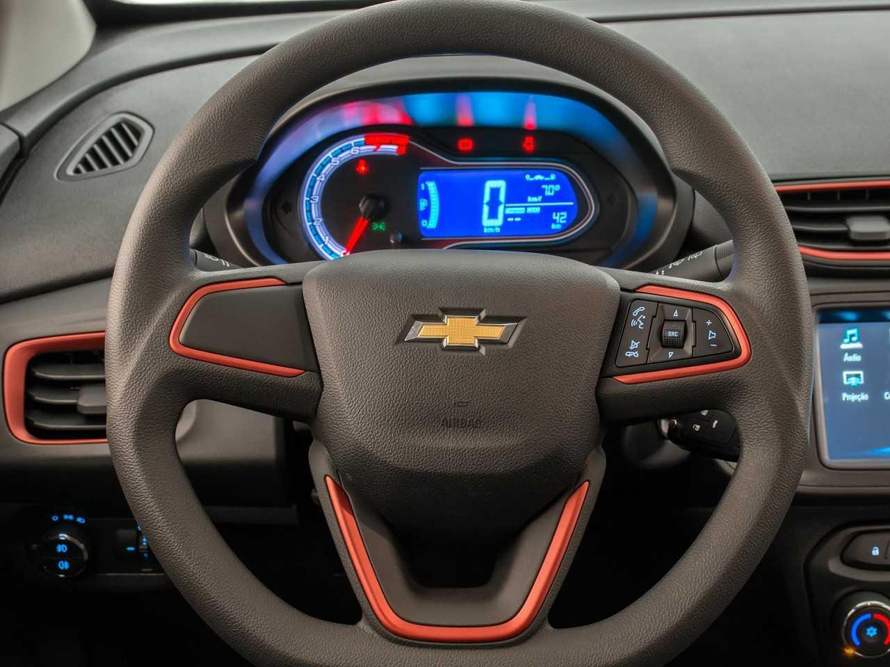 ChevroletOnix 2018 - volante