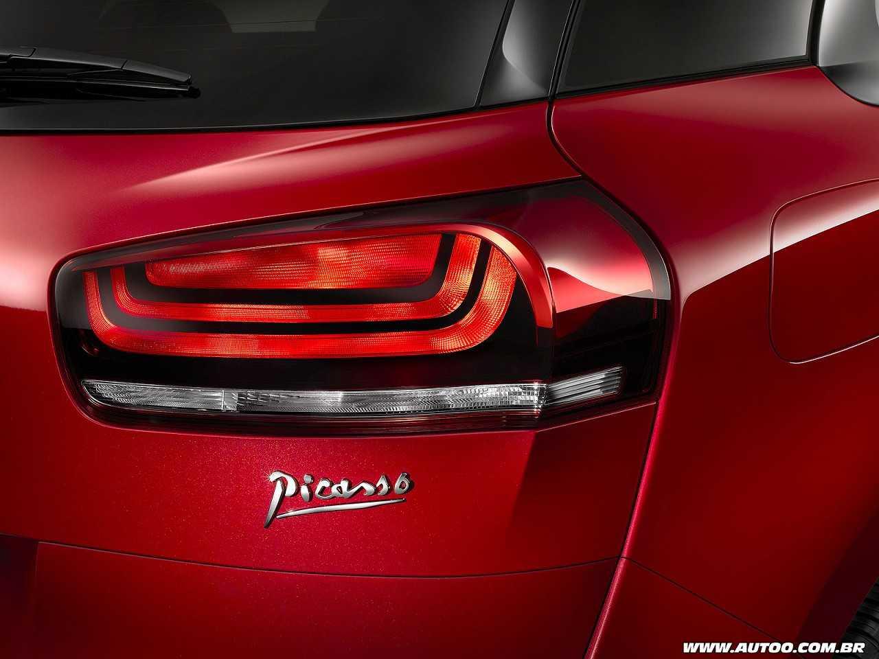 CitroënC4 Picasso 2018 - lanternas