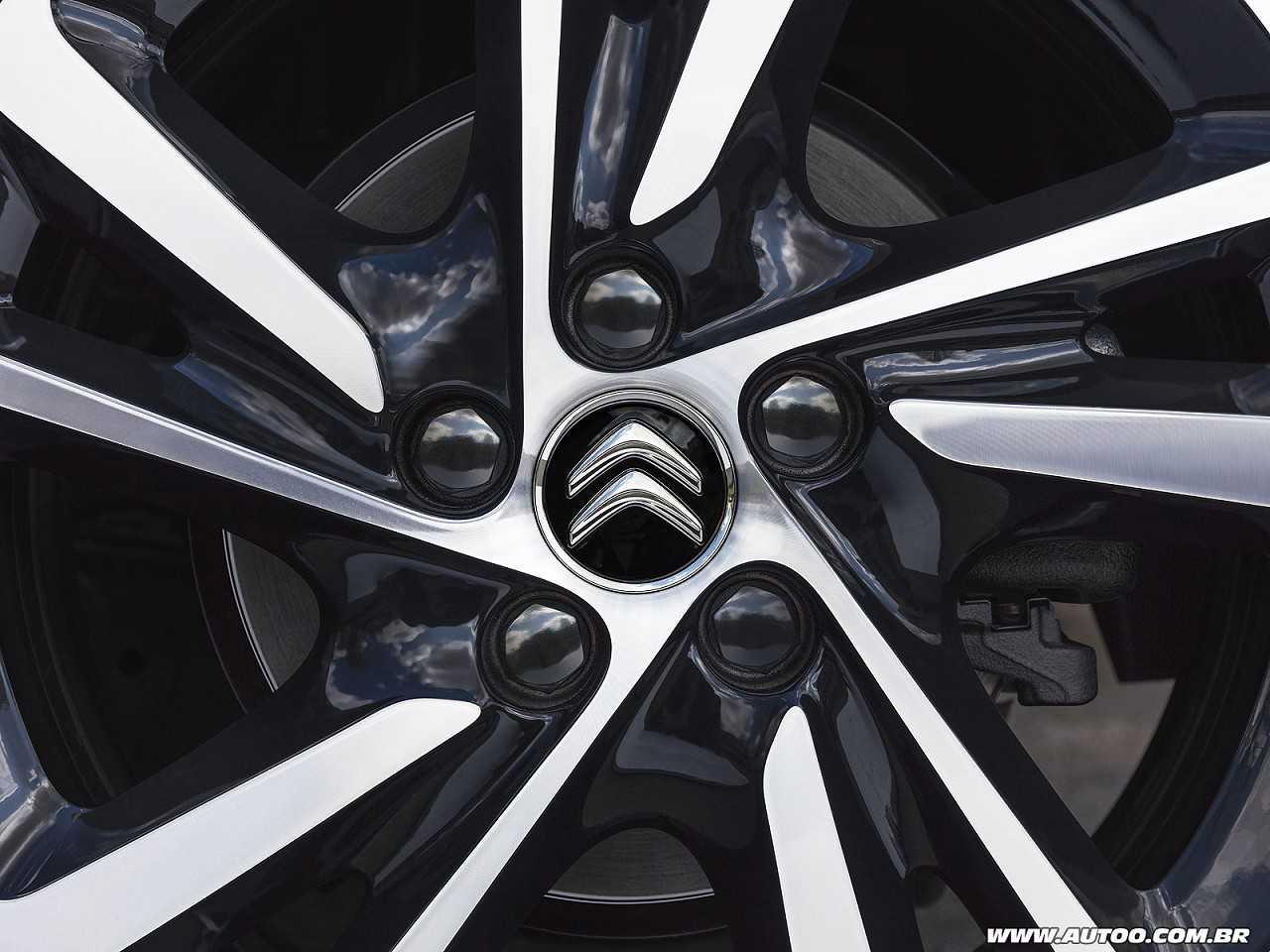 CitroënC4 Picasso 2018 - rodas
