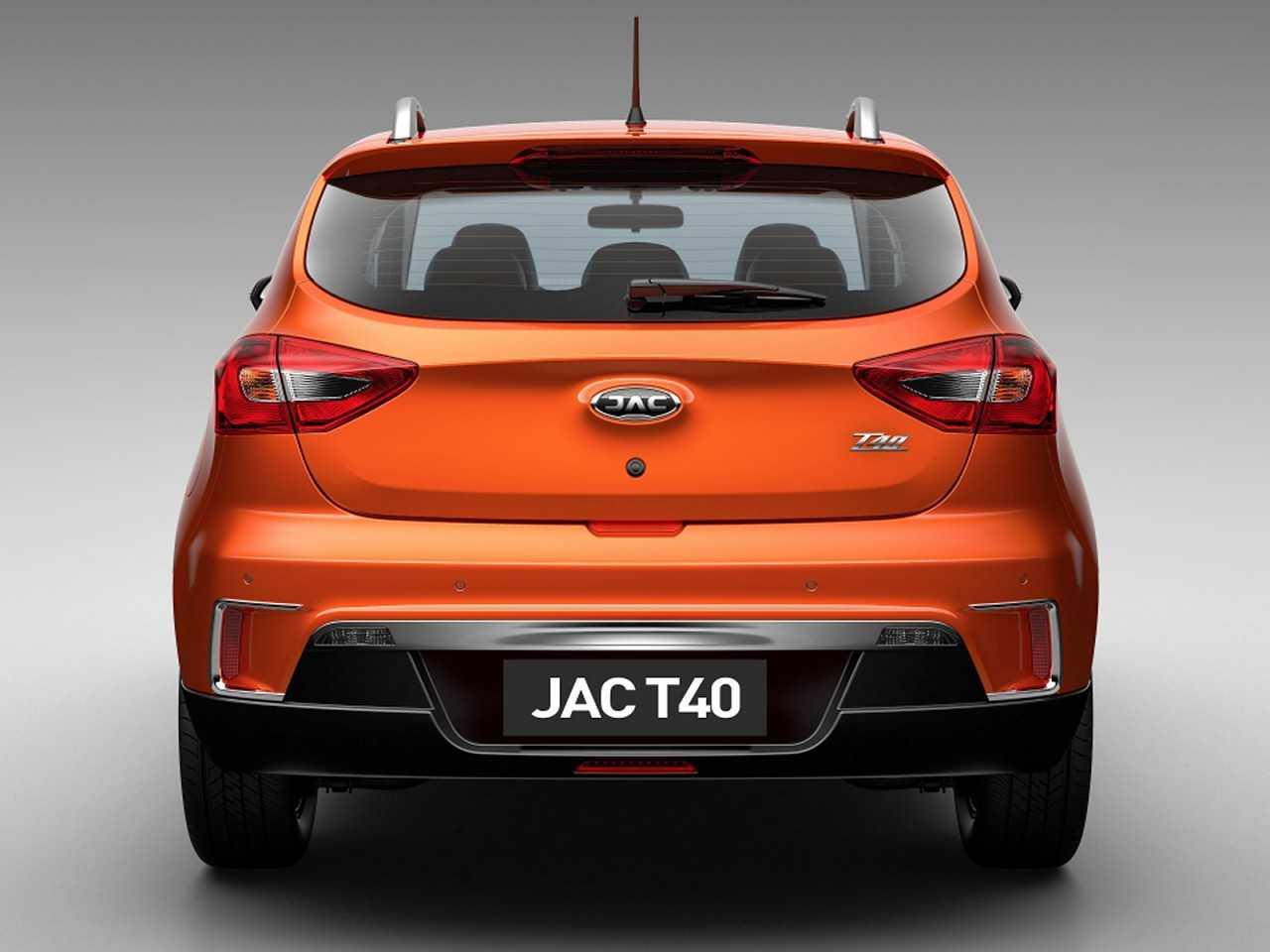 JAC T40 2017