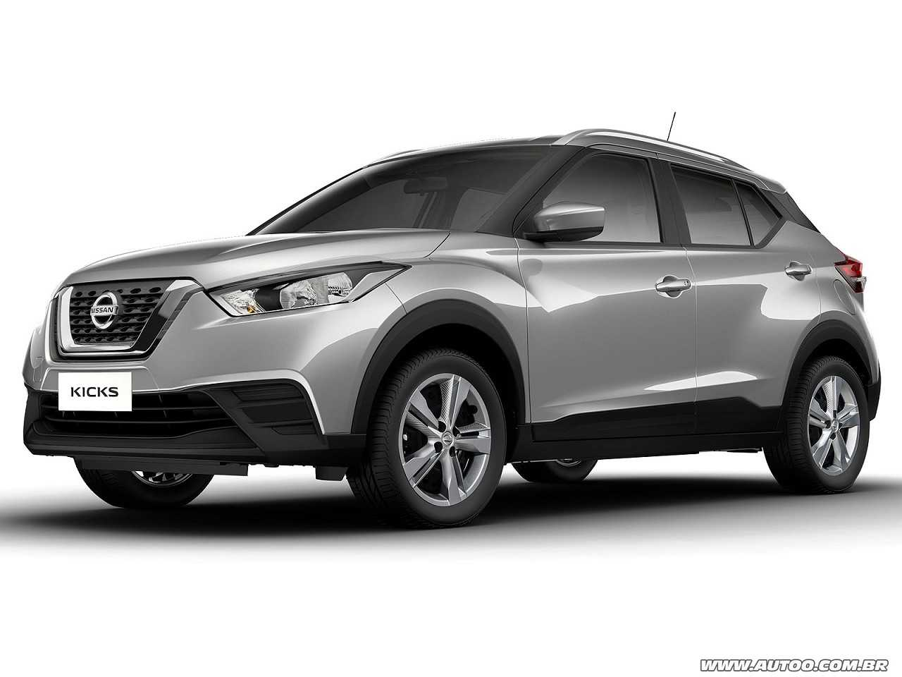 Nissan Kicks - AUTOO