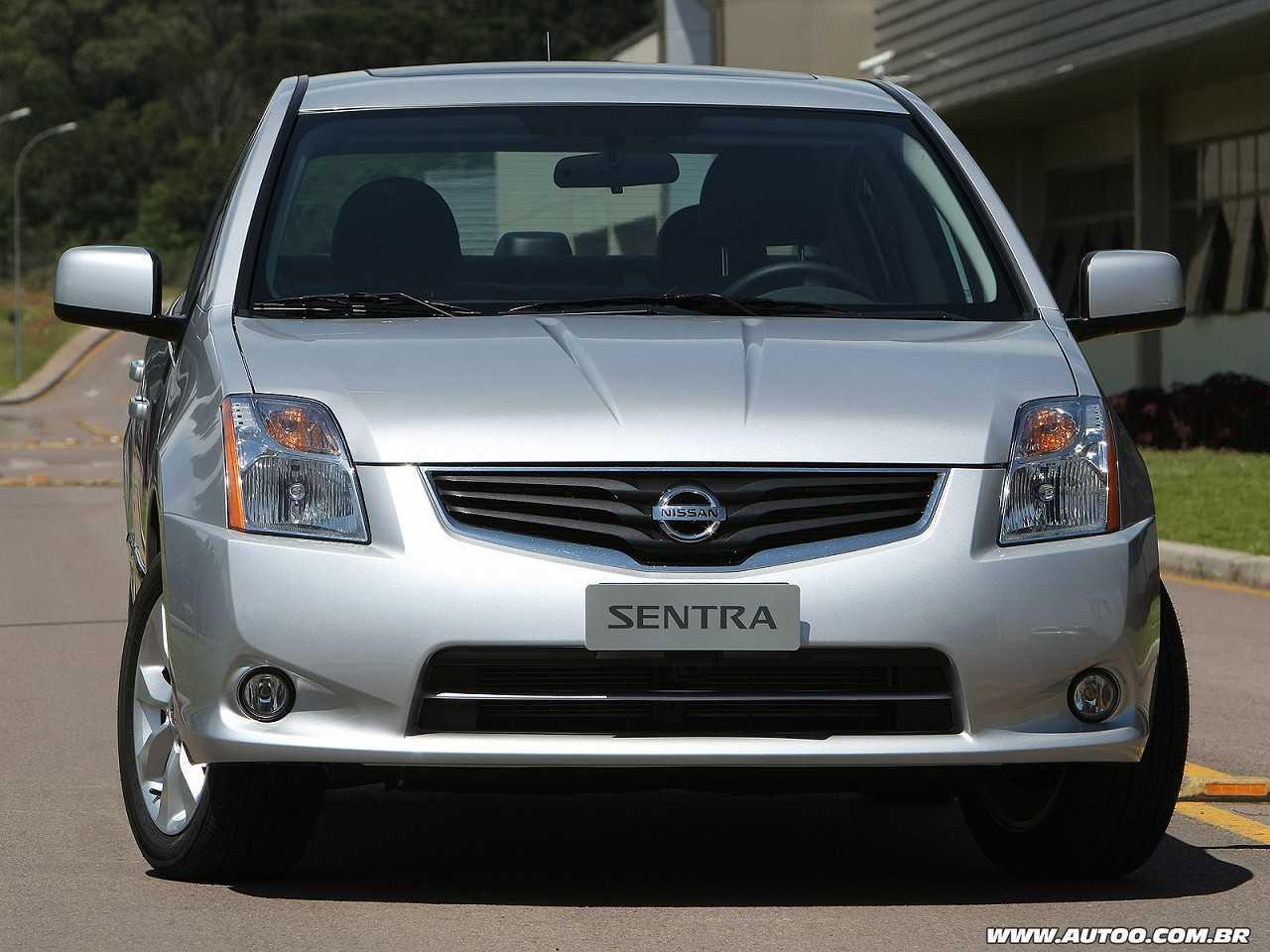 NissanSentra 2010 - frente