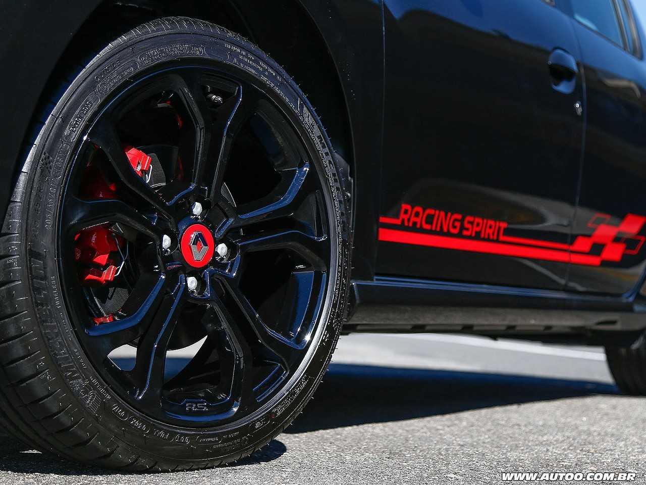 RenaultSandero 2017 - rodas
