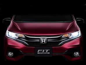 Honda Fit 2018 é antecipado no Japão