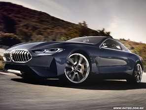 BMW Série 8 está confirmado para 2018