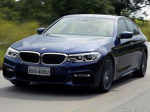 Novo BMW Série 5 chega ao Brasil por R$ 314.950