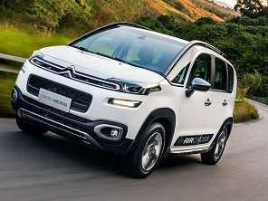 Opinião sobre o Citroën Aircross
