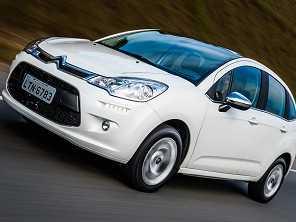 Um Citroën C3 Attraction ou um Nissan March SV automático?