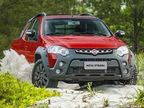 Das picapes mais vendidas do Brasil, Fiat Strada tem o seguro mais barato