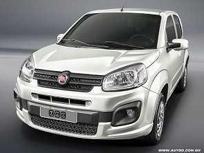 Fiat Uno 2018 chega às lojas com ''novo'' câmbio