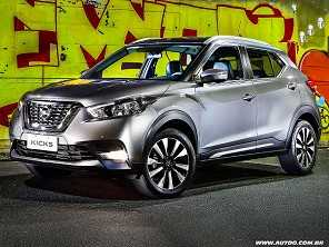 Teste: Nissan Kicks SV Limited