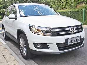 Teste: Volkswagen Tiguan 1.4 turbo