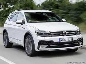 Volkswagen Tiguan dispara em vendas no mundo