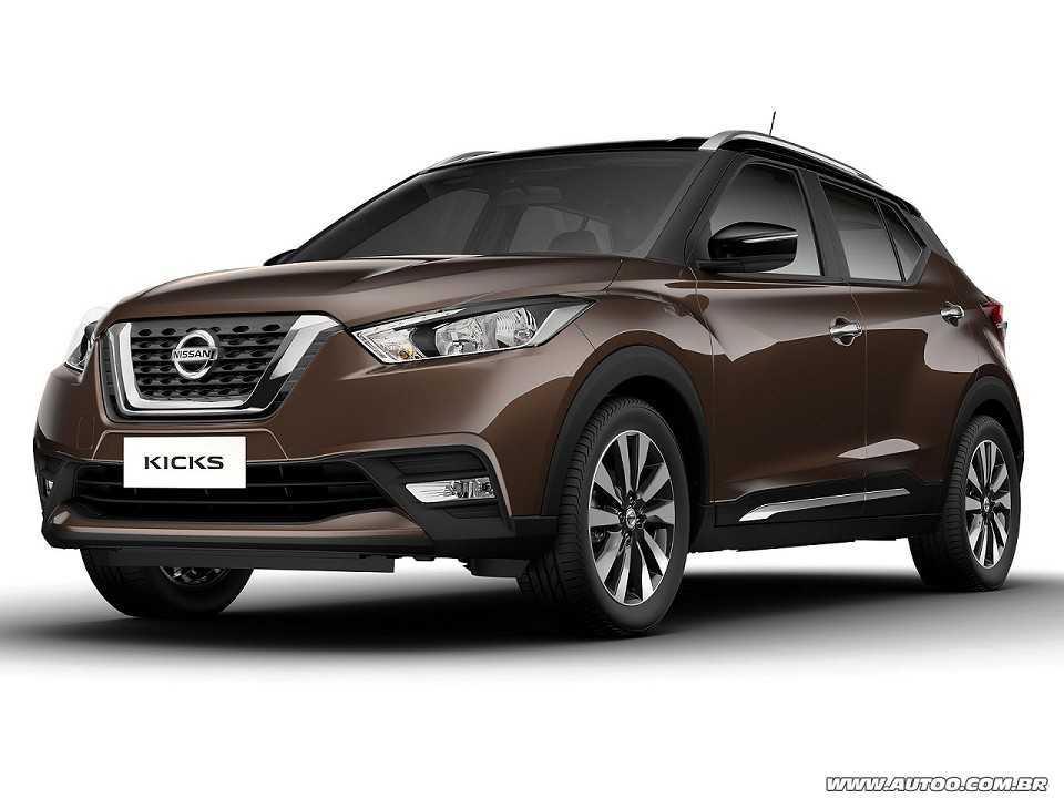 Nissan Kicks nacional já está pronto para chegar às lojas