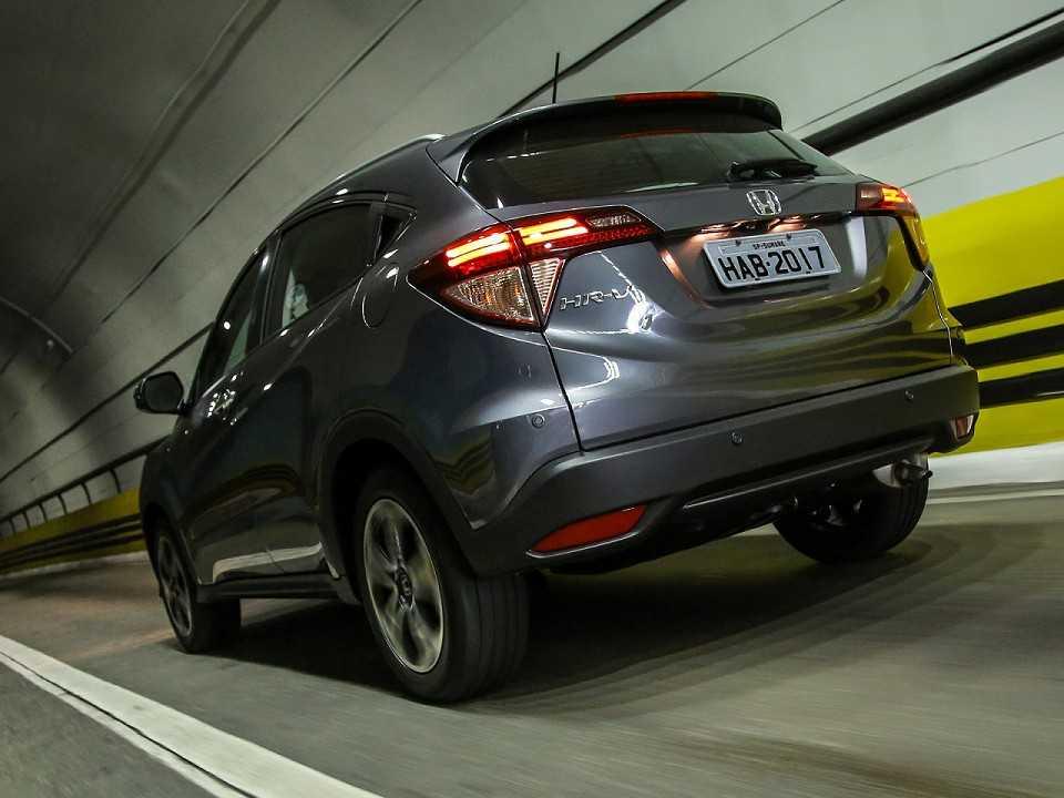 HondaHR-V 2017 - ângulo traseiro