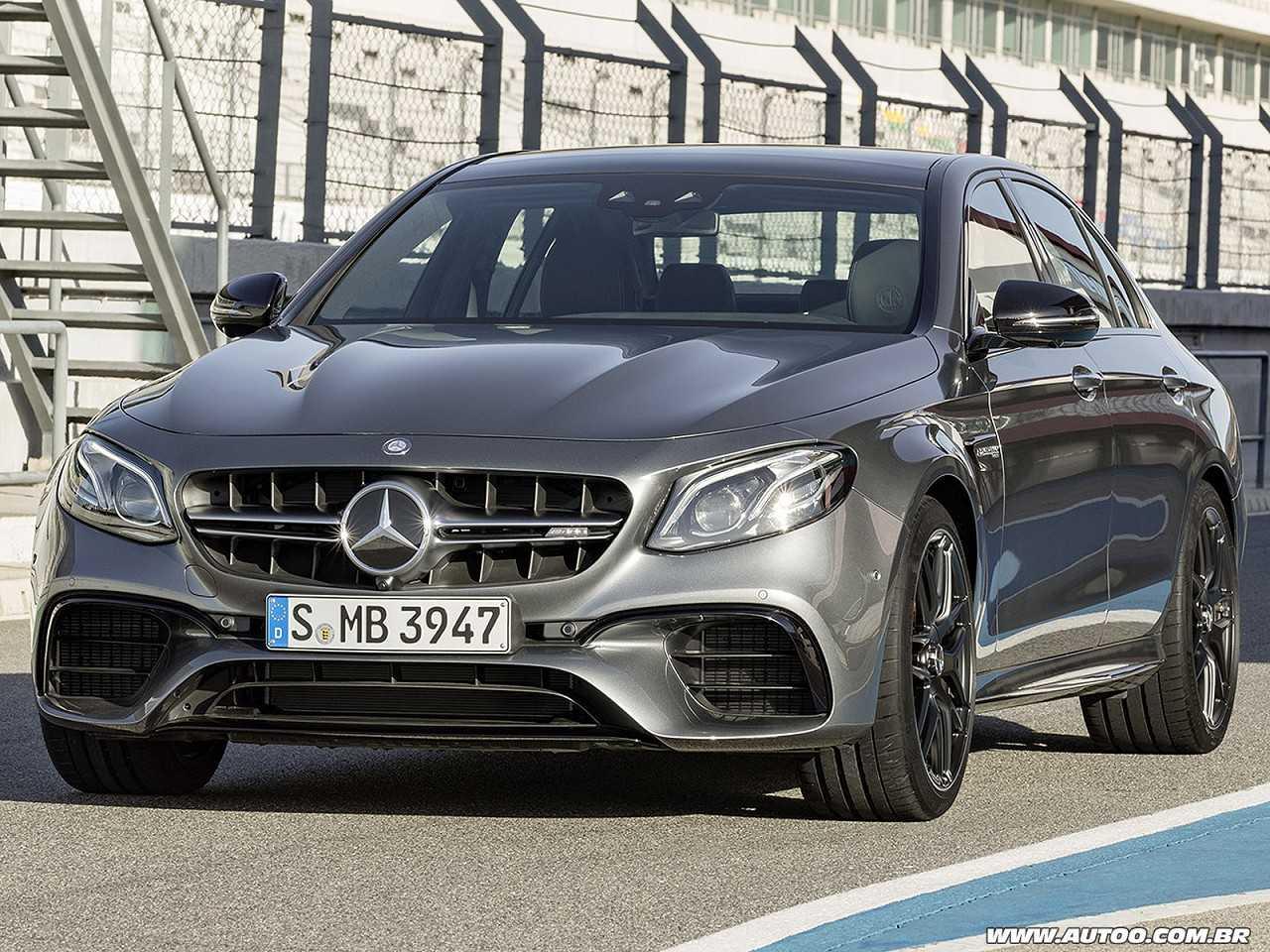 Mercedes-AMG E 63 S 4Matic