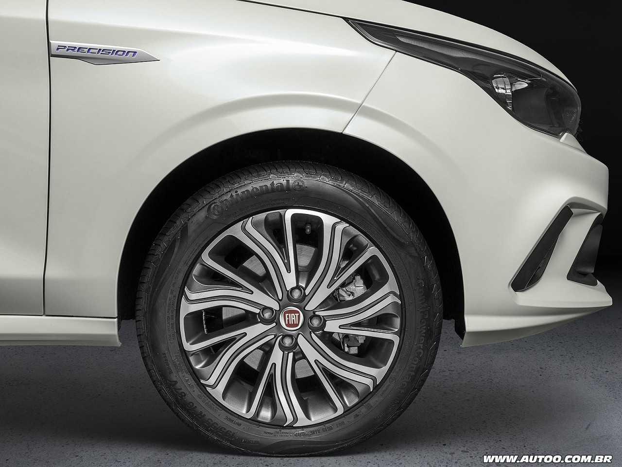 FiatArgo 2018 - rodas