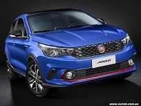 Fiat Argo 2018