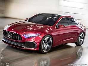 Mercedes-Benz prepara novo sedã de entrada