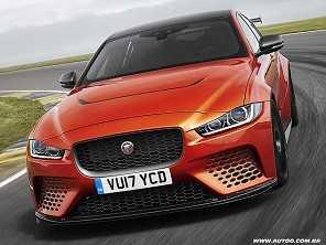 Jaguar XE SV Project 8: a resposta da marca para o BMW M3