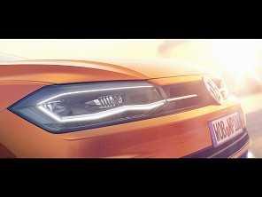 Nova geração do Volkswagen Polo começa a dar as caras