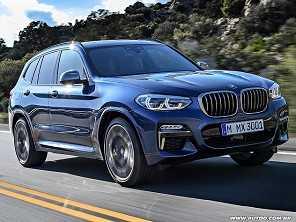Novo BMW X3 chega ao Brasil em 2018