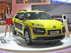 Confirmado: Citroën C4 Cactus fica para 2018