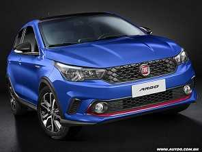Devo comprar um Fiat Argo HGT?