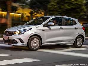 Depois do Ford Ka, Fiat Argo também ganhará versão ''pelada''
