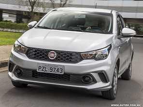 Hatches até R$ 50.000: VW Polo, FIat Argo ou alguma outra sugestão?