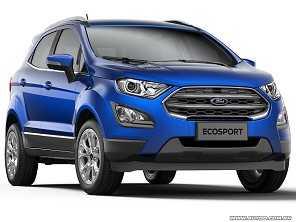 Ford EcoSport 2018 estreia em agosto com fôlego renovado