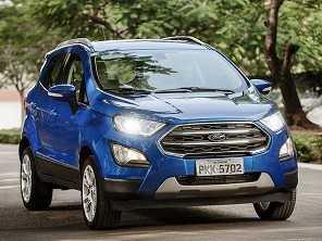 Confirmado: Ford EcoSport 2018 terá novo câmbio