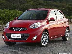 Nissan March CVT, Fiat Mobi GSR ou um VW up! I-Motion?