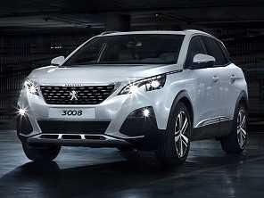 Peugeot 3008 ficará mais equipado no Brasil